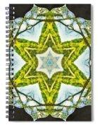 Sandstar Spiral Notebook