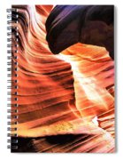 Sandstone And Dust Spiral Notebook