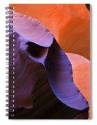 Sandstone Apparition Spiral Notebook