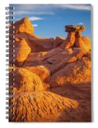 Sandstone Castle Spiral Notebook
