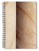 Sandstone Columns Spiral Notebook