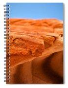 Sandstone Edge Spiral Notebook