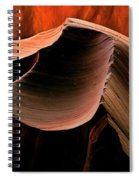 Sandstone Melody Spiral Notebook