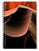 Sandstone Melody Spiral Notebook
