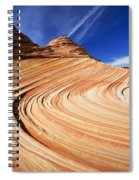 Sandstone Slide Spiral Notebook