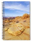 Sandstone Wonders Spiral Notebook