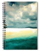 Sandy Cay Spiral Notebook