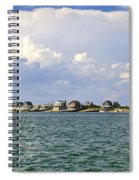 Sandy Neck Cottage Colony Spiral Notebook
