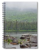 Sandy Stream Pond Spiral Notebook