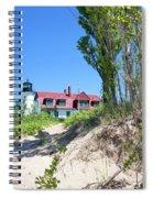 Sandyy Spiral Notebook