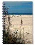 Sanibel Island Beach Fl Spiral Notebook