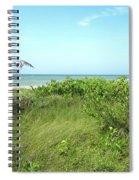 Sanibel Island Spiral Notebook