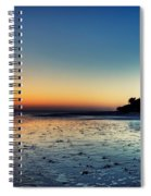 Sanibel Sunrise Spiral Notebook