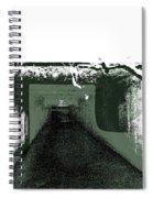 Sanitarium Spiral Notebook