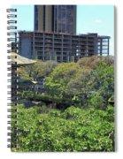 Sanju Pagoda Spiral Notebook