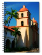 Sannta Barbara Mission Spiral Notebook