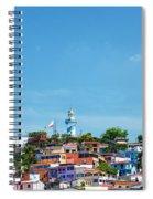 Santa Ana Hill Spiral Notebook