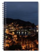 Santa Catalina Island Nightscape Spiral Notebook