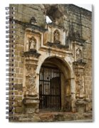 Santa Clara Antigua Guatemala Ruins 2 Spiral Notebook