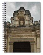 Santa Clara Antigua Guatemala Ruins  Spiral Notebook