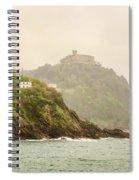 Santa Clara Island Spiral Notebook