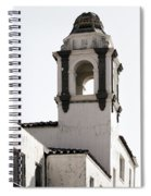 Santa Cruz Church Spiral Notebook