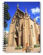 Santa Fe Church Spiral Notebook