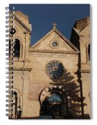 Santa Fe Church Spiral Notebook