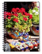 Santa Fe Color Spiral Notebook