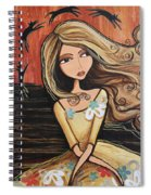 Santa Fe Dreams Spiral Notebook
