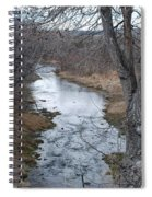 Santa Fe River Spiral Notebook
