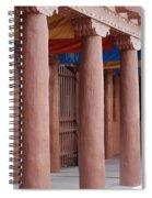 Santa Fe Street Spiral Notebook
