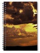 Santa Fe Sunset Spiral Notebook