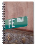 Santa Fe Trail Spiral Notebook