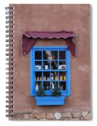 Santa Fe Window Spiral Notebook