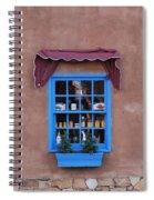 Santa Fe Window Spiral Notebook