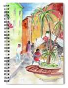Santa Margherita In Italy 05 Spiral Notebook
