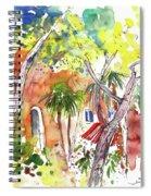 Santa Margherita In Italy 08 Spiral Notebook
