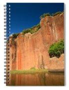Santa Maria Azores Spiral Notebook