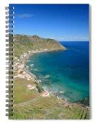 Santa Maria Azores II Spiral Notebook