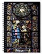 Santa Maria De Montserrat Abbey 2 Spiral Notebook