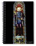 Santa Maria De Montserrat Abbey Spiral Notebook