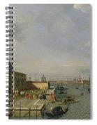 Santa Maria Della Salute - Venice  Spiral Notebook