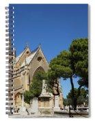 Santa Marija Addolorata Chapel  Spiral Notebook