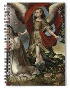 Santa Rosa De Lima Spiral Notebook
