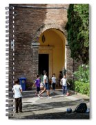 Sant'agnese Futball Spiral Notebook