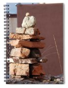 Sante Fe Rocks Spiral Notebook