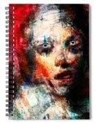 Santia 777 Spiral Notebook