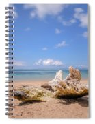 Sanur Beach - Bali Spiral Notebook