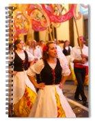 Sao Joao Da Vila Festival Spiral Notebook